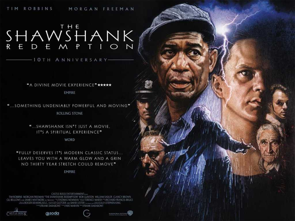 shawshank redemption setting essay The shawshank redemption essay examples partnership between the characters and the fight against despair in the shawshank redemption, a movie.